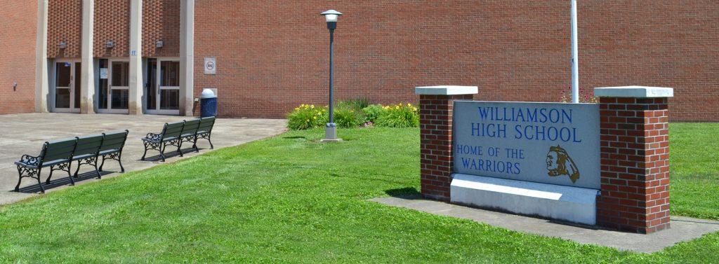 Northern Tioga Williamson High School Entrance
